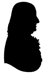 Silhouette of Beverley Robinson